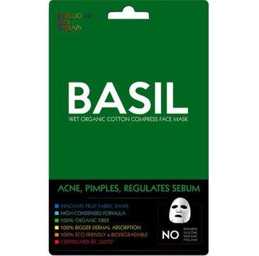 Beauty Face Basil przeciwtrądzikowa maska w płacie 1 szt.
