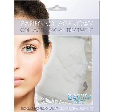 Beauty Face Collagen Facial Treatment odmładzający zabieg kolagenowy