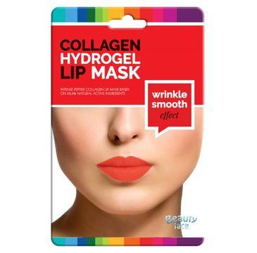 Beauty Face Collagen Hydrogel Lip Mask maska powiÄ™kszajÄ…ca usta z kolagenem