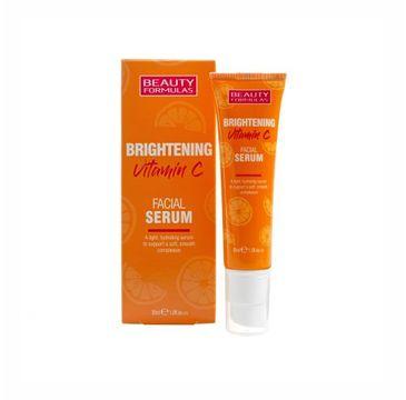 Beauty Formulas – Brightening Vitamin C rozjaśniające serum do twarzy z witaminą C (30 ml)
