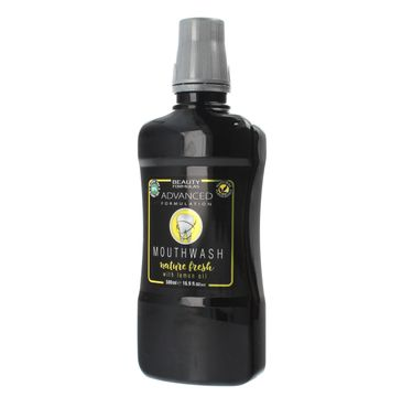 Beauty Formulas płyn do płukania ust Nature Fresh 500 ml