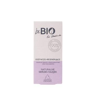 BeBio Ewa Chodakowska Naturalne serum/olejek do twarzy odżywczo-regenerujące (30 ml)