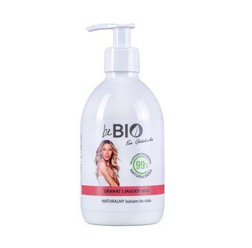 BeBio balsam do ciała Granat i Jagody Goji (400 ml)