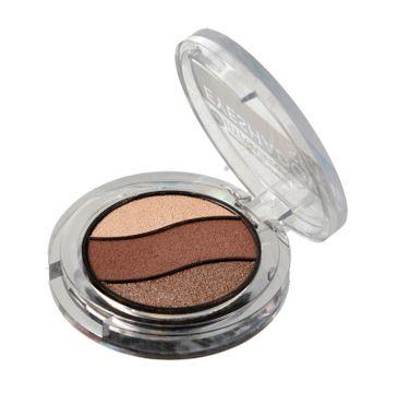 Bell HYPOAllergenic Eyeshadow Set cienie do powiek 03