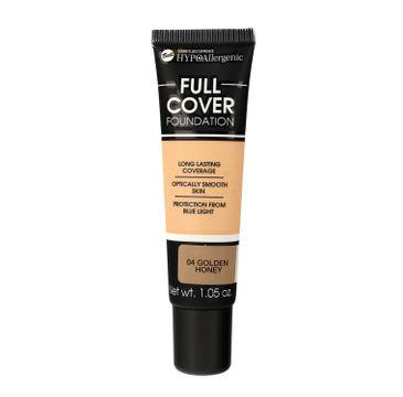 Bell Hypoallergenic Podkład Full Cover kryjący nr 04 Golden Honey 30 g