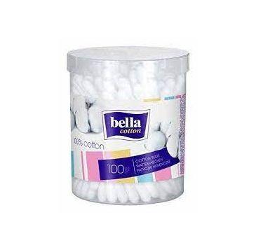 Bella Patyczki higieniczne w okrągłym pudełku (100 szt.)