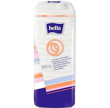 Bella Wata bawełniano - wiskozowa  (200 g)