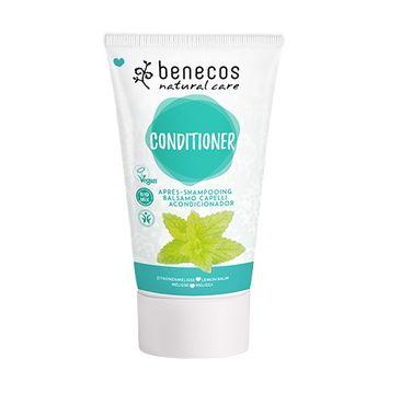 Benecos Conditioner naturalna odżywka do włosów z melisą i olejem jojoba (150 ml)