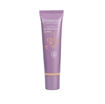 Benecos Natural – BB Cream 8in1 naturalny krem BB Porcelain (30 ml)