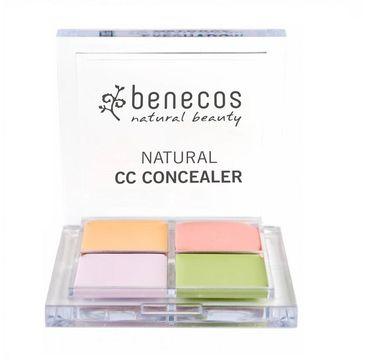 Benecos Natural CC Concealer naturalny korektor CC w 4 odcieniach (5 ml)