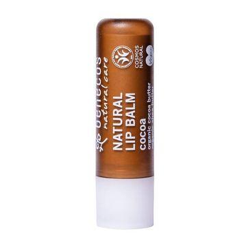 Benecos Natural Lip Balm naturalny balsam do ust Kakao (4.8 g)