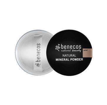 Benecos Natural Mineral Powder sypki puder mineralny Sand (10 g)