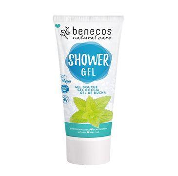 Benecos Natural Shower Gel naturalny żel pod prysznic Melisa (200 ml)