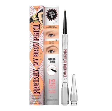 Benefit Cosmetics Precisely My Brow Pencil kredka do brwi Warm Golden Blonde (0,08 g)