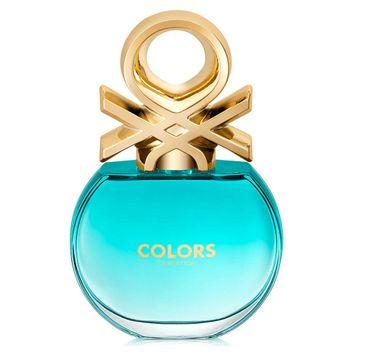 Benetton Colors Blue Woman woda toaletowa spray (80 ml)