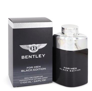 Bentley For Men Black Edition woda perfumowana spray 100ml