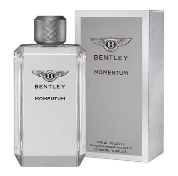 Bentley Momentum woda toaletowa spray 100ml