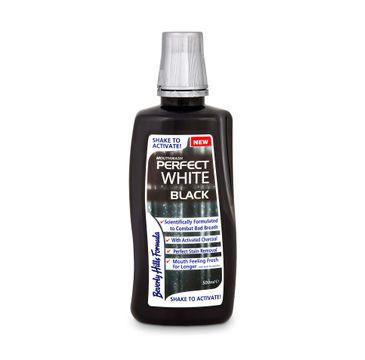 Beverly Hills Perfect White Black płyn do płukania jamy ustnej 500ml