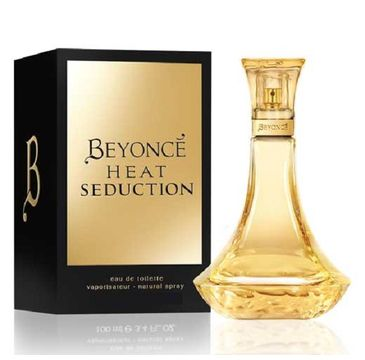 Beyonce Heat Seduction woda toaletowa spray 100ml