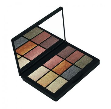Gosh Shadow Collection Eyeshadow Palette – paleta cieni do powiek 005 To Party In London (12 g)
