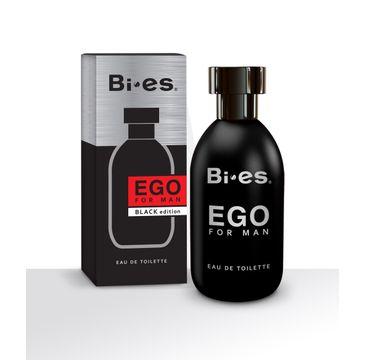 Bi-es Ego Black woda toaletowa męska 100 ml