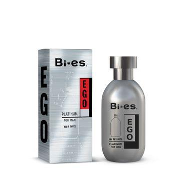 Bi-es Ego Platinium woda toaletowa męska 100 ml