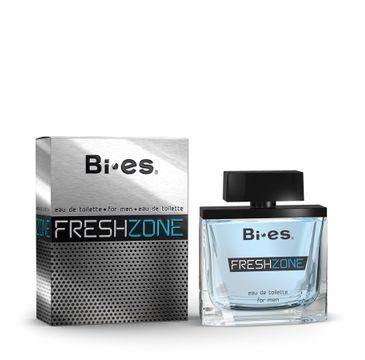 Bi-es Fresh Zone woda toaletowa męska 100 ml