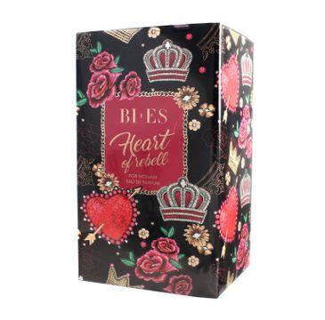 Bi-es Heart of Rebell Woda perfumowana 100 ml