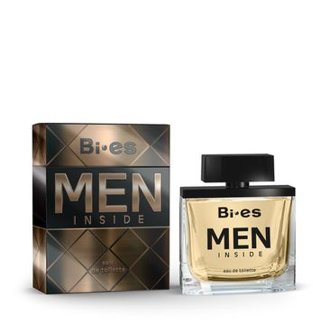 Bi-es Inside Men woda toaletowa męska 100 ml