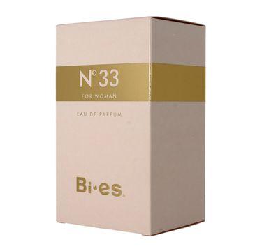 Bi-es Numbers Collection for Woman woda perfumowana No 33 50 ml