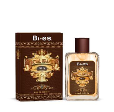 Bi-es Royal Brand Gold woda toaletowa męska 100 ml
