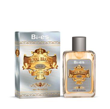 Bi-es Royal Brand Light woda toaletowa męska 100 ml