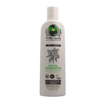 Biała Agafia balsam do włosów pokrzywowy miękkość i blask 280 ml
