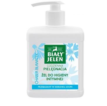 Biały Jeleń żel do higieny intymnej z chabrem i bławatkiem (500 ml)