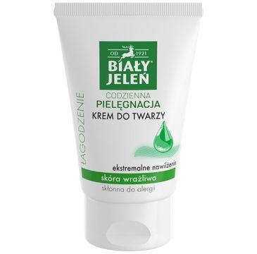 Biały Jeleń krem do twarzy łagodzenie (100 ml)