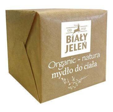 Biały Jeleń Organic Natura mydło do ciała kostka 170 g