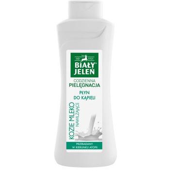 Biały Jeleń płyn do kąpieli i pod prysznic z kozim mlekiem (750 ml)
