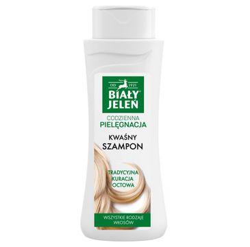 Biały Jeleń – Szampon do włosów kwaśny (300 ml)