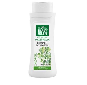 Biały Jeleń szampon do włosów z naturalnym chlorofilem (300 ml)