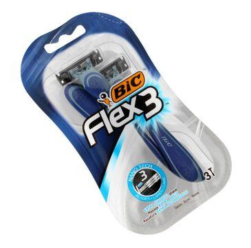 Bic maszynka do golenia Comfort 3 Flex Blister 3 1 op.  - 3 szt.