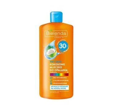 Bielenda – Bikini Wet Skin Kokos mleczko do opalania SPF30 (200 ml)