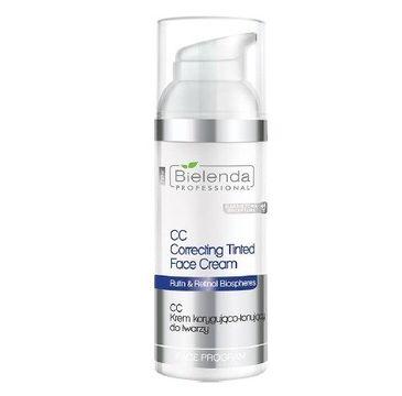 Bielenda – Professional krem CC korygująco - tonujący do twarzy (50 ml)