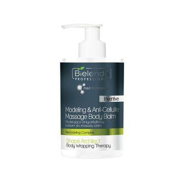 Bielenda Professional Body Wrapping Therapy Shape Architect Modelująco - antycellulitowy balsam do masażu ciała (300 ml)