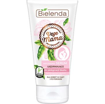 Bielenda – Vege Mama Wegańskie serum ujędrniające do pielęgnacji biustu (125 ml)