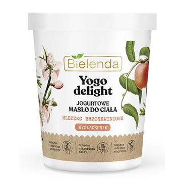 Bielenda Yogo Delight masło do ciała Mleczko Brzoskwiniowe (200 ml)