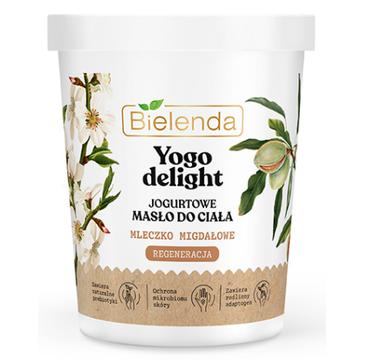 Bielenda Yogo Delight masło do ciała Mleczko Migdałowe (200 ml)