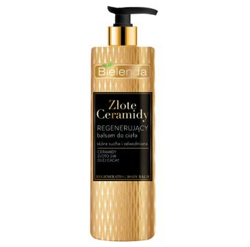 Bielenda Złote Ceramidy Balsam do ciała regenerujący (400 ml)