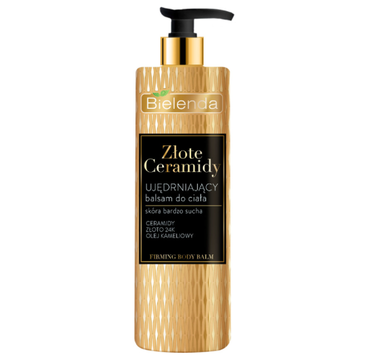 Bielenda Złote Ceramidy Balsam do ciała ujędrniający (400 ml)