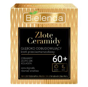 Bielenda Złote Ceramidy Krem 60+ Głęboko odbudowujący dzień/noc (50 ml)