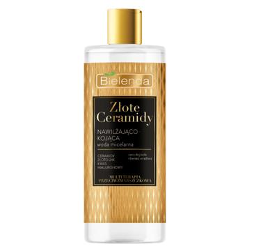 Bielenda Złote Cermidy Woda micelarna nawilżająco-kojąca (500 ml)